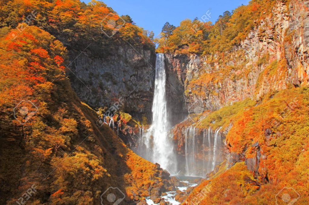 Air Terjun Terbaik Di Jepang 2