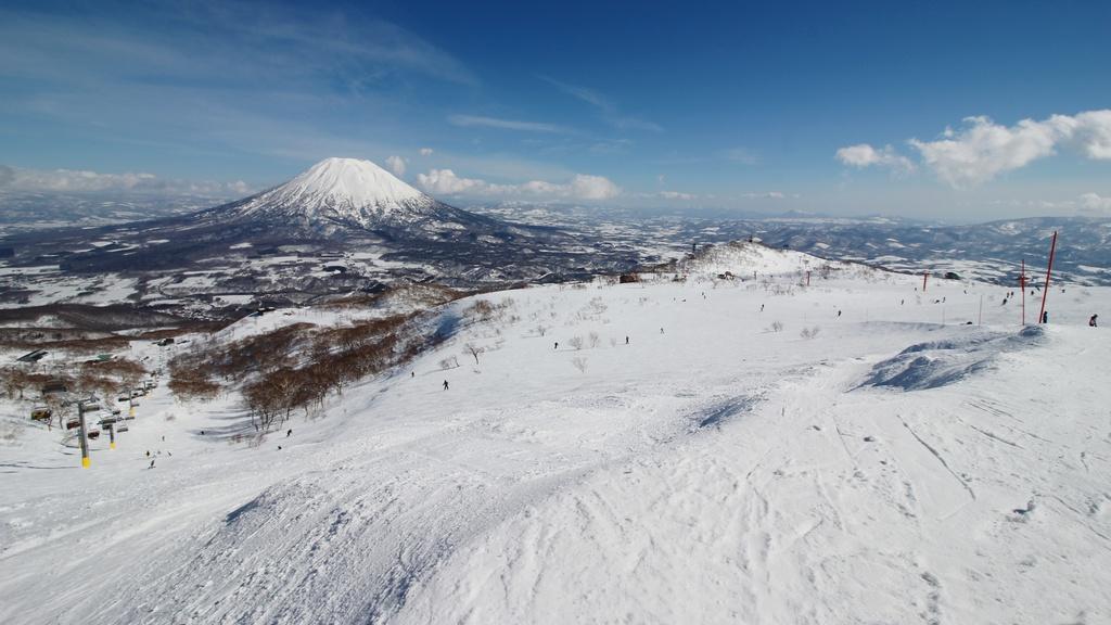 Resor Ski di Niseko, Jepang