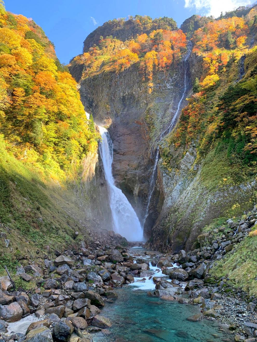 Air Terjun Terbaik Di Jepang 1